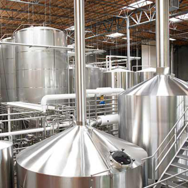 China OEM Turnkey Brewing Equipments -